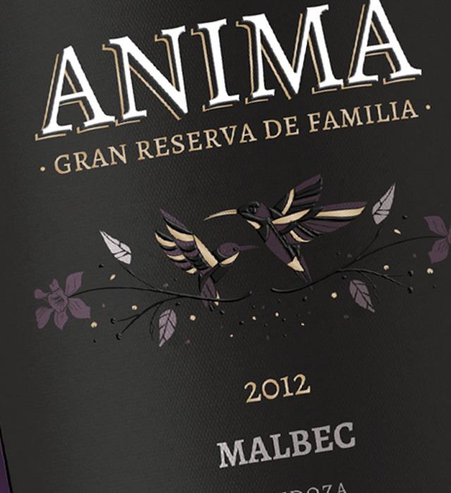 Etiquetas Anima