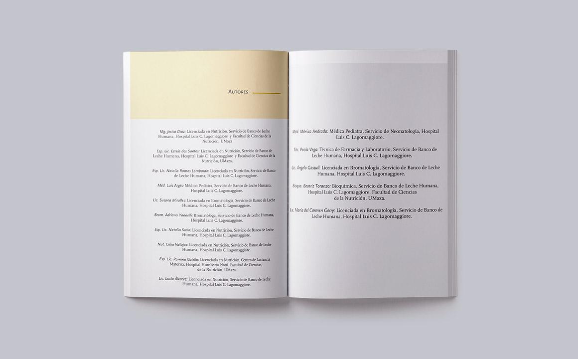 Libro Arbodaje Nutricional durante los 1000 días críticos